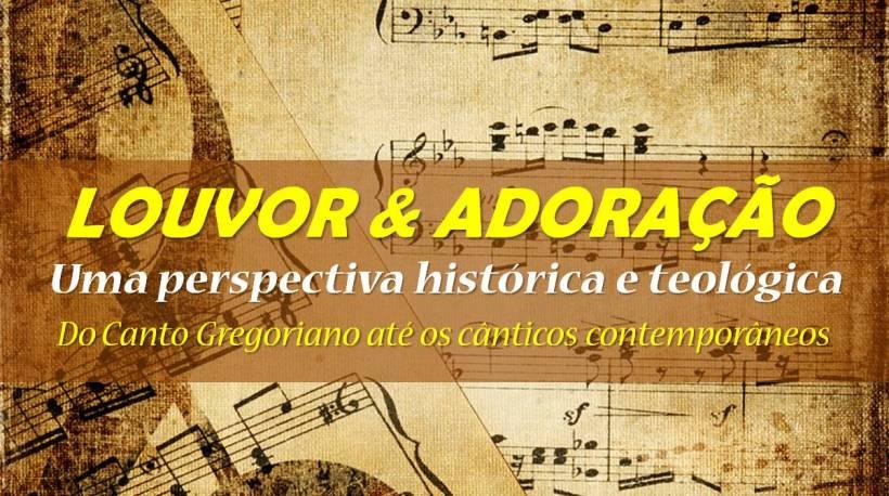 LOUVOR & ADORAÇÃO - 01