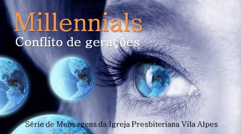 MILLENNIALS-JOVENS
