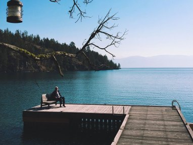 Fromholz-Eugene-Peterson-sitting-dock-2_0